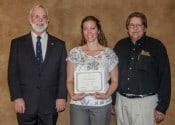 2012 Dziuban Award – Amanda Groff