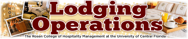 Banner Example for Lodging Operations