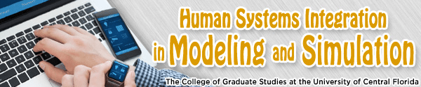 Banner Example for Human Systems Integration in Modeling and Simulation