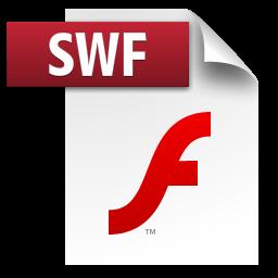 flash/swf logo